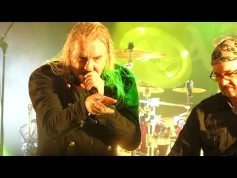 Saxon - Power and the Glory (Live in Milano 2016)