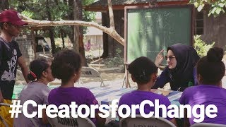 Life on the Other Side of the World | Creators for Change