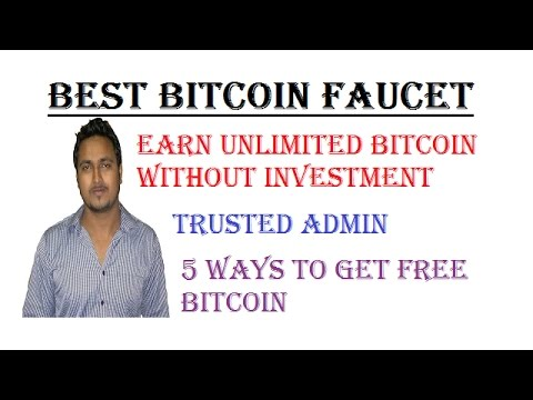 XtenFaucet : Best Bitcoin Faucet - Earn Free Bitcoin ! Trusted Admin ! 5 Ways To Earn Free Bitcoin