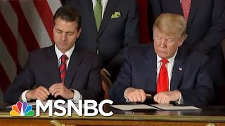 Haass: Trade Deal Important Accomplishment | Morning Joe | MSNBC