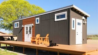 Gorgeous The Wandering On Wheels Tiny House | Living Design For A Tiny House