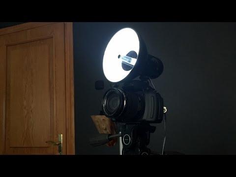Kamera Işığı Yapmak (Bu power led çok fena)