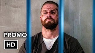"Arrow 7x03 Promo ""Crossing Lines"" (HD) Season 7 Episode 3 Promo"