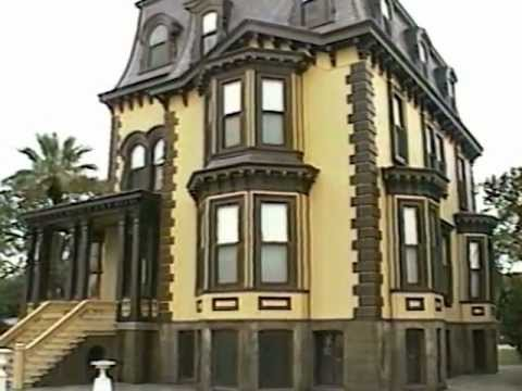 Tour a Posh Victorian World - Fulton Mansion - Rockport, Texas