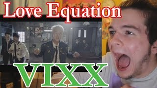 빅스(VIXX) - 이별공식 (Love Equation) MV Reaction