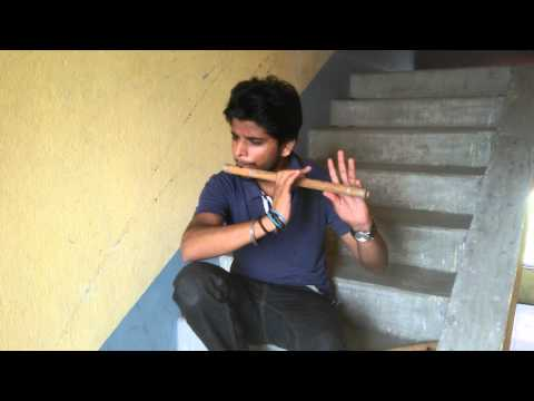 National anthem jangan man in flute byAman bhushan