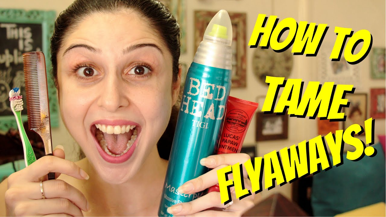How To Tame Flyaways Baby Hair