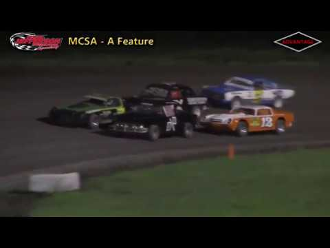 MCSA/Modified Features - Park Jefferson Speedway - 6/2/18