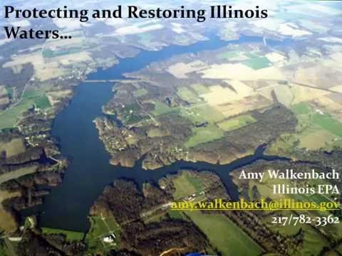 Illinois State lab focuses on water quality issues