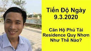 Tiến Độ Ngày 9.3.2020 Về Căn Hộ Phú Tài Residence Quy Nhơn Như Thế Nào - Căn Hộ Quy Nhơn Giá Rẻ