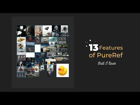 13 Features of PureRef That I Love (and You Will Too)