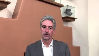 Simon Brackley, President and CEO of the Santa Fe Chamber of Commerce Thumbnail