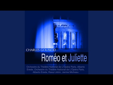 Roméo et Juliette, Act I: