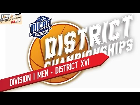Vincennes vs Wabash Valley NJCAA DI Men's District XVI Championship Game