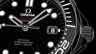 Omega Seamaster дайвер 300M Калібр 2500/2507 - відео інструкція