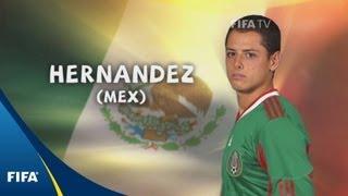 Javier Hernandez - 2010 FIFA World Cup