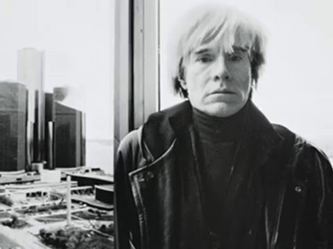THE SILVER  SCREEN - ANDY WARHOL BY DAVID BOWIE