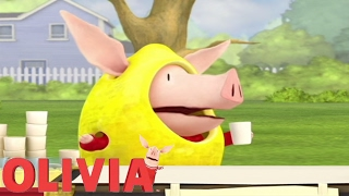 Olivia the Pig | Olivia's Lemonade Stand | Olivia Full Episodes