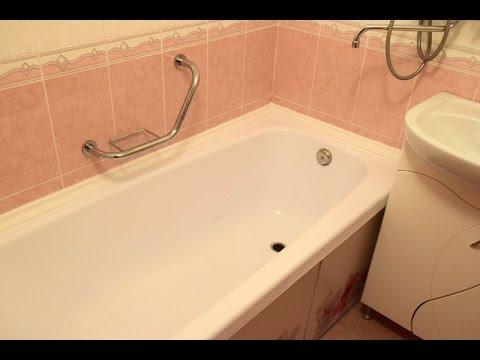 Акриловый вкладыш (вставка) в ванну от компании ВАННА ТУЛА