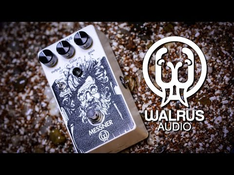 Walrus Audio MESSNER (OD) - Review