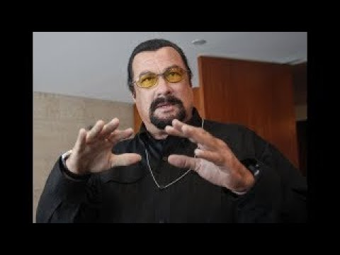 STEVEN SEAGAL EXPOSES DEEP STATE Also Talks Putin Relationship