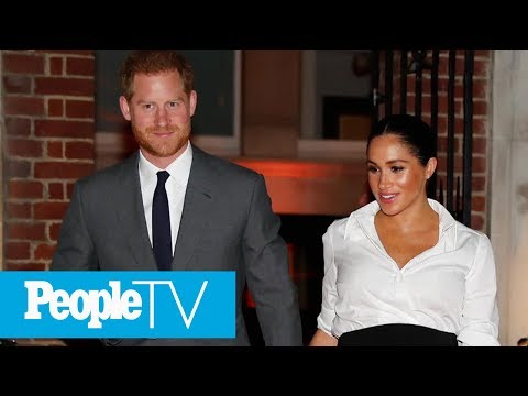 7-Months-Pregnant Meghan Markle & Prince Harry Are Off To North Africa For Official Visit | PeopleTV