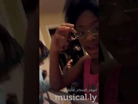 Favorite musical.ly