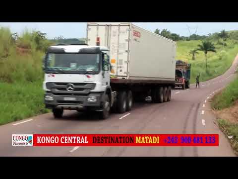Découverte :  DESTINATION KONGO CENTRAL NA VILLE YA MATADI