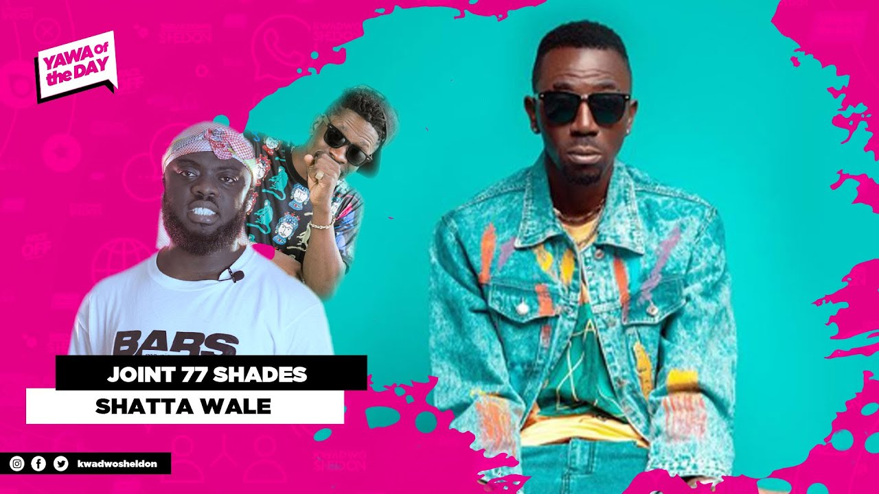 Joint 77 Shades Shatta Wale