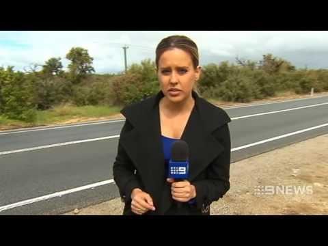 CRASH HORROR   9 News Perth