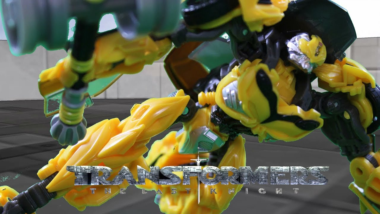 Transformers The Last Knight Optimus Prime Vs Bumblebee Part 2 Stop Motion