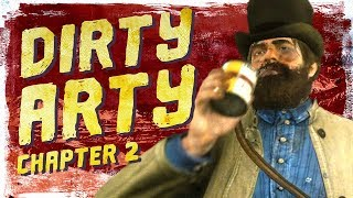 Growing Arthur's Beard And Belly In Red Dead Redemption 2 - Dirty Arty: Chapter 2