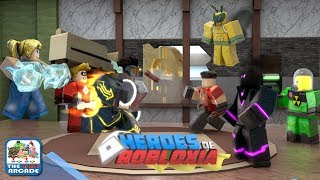 Roblox: Heroes of Robloxia - Mission 1: Bank Heist Bust (Xbox One Gameplay)