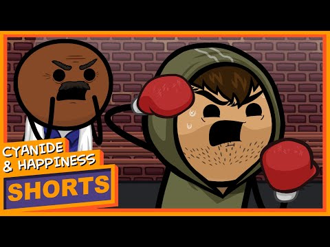 The Boxer 2 - Cyanide & Happiness Shorts