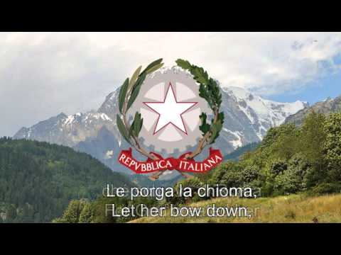National Anthem of Italy - Il Canto degli Italiani (Songs of the Italian)