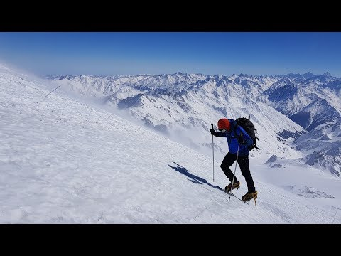 Elbrus Expedition // Mountain Expeditions