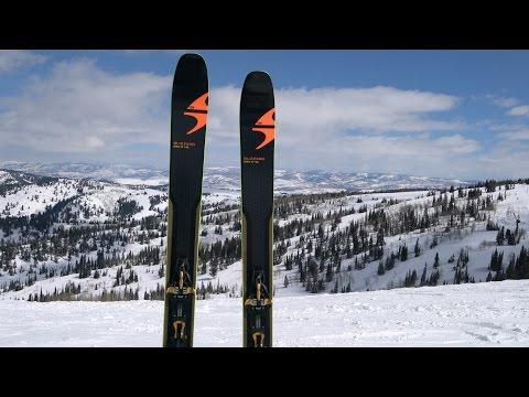 2017 Backcountry Ski Test: Blizzard Zero G 108