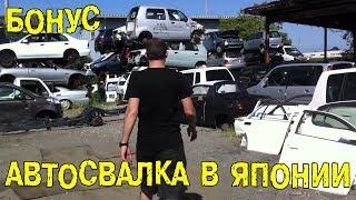 БОНУС: Автосвалка в Японии [BMIRussian]