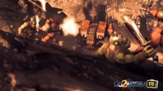 Warhammer 40,000 Dawn of War Trailer Gameplay