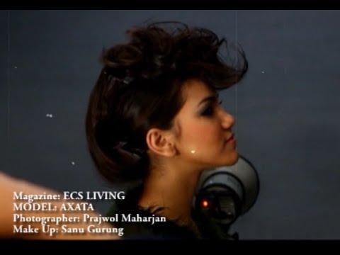 Music Cafe I ECS Living Magazine,Axata's Photo Shoot