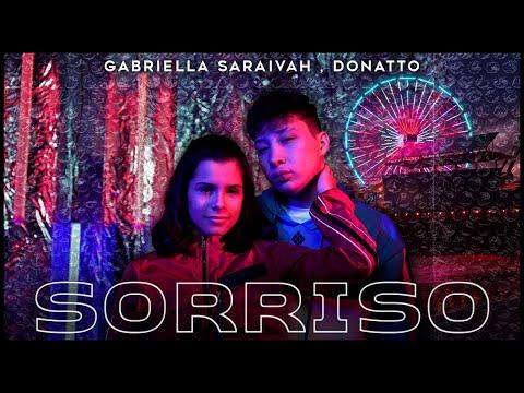 Gabriella Saraivah – Sorriso (Letra) ft. Donatt