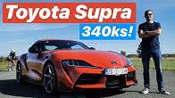Super Supra! - Toyota GR Supra 2020. - Jura se fura!
