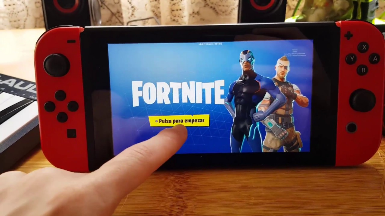 Fortnite Gratis En Nintendo Switch Como Descargar Fortnite En