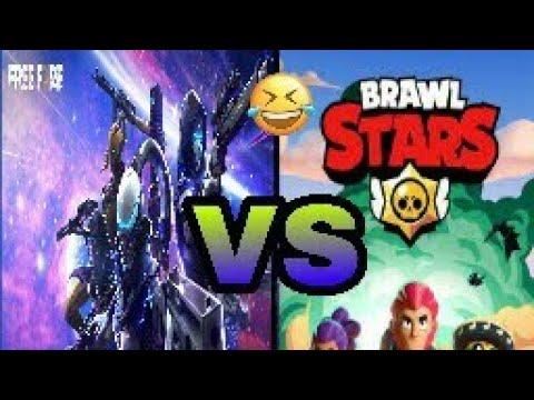 FreeFire VS BrawlStars FunnyMoments/FreeFire против BrawlStars смешные моменты TikTok