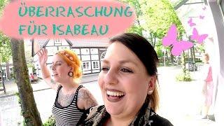 VLOG #4 | Wochenende | Riesen Überraschung | Grillen bei Isabeau | Mai 2016  | Linda