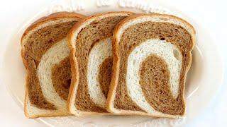 [손반죽] 보리빵 풍미? 메이플&커피 식빵 만들…