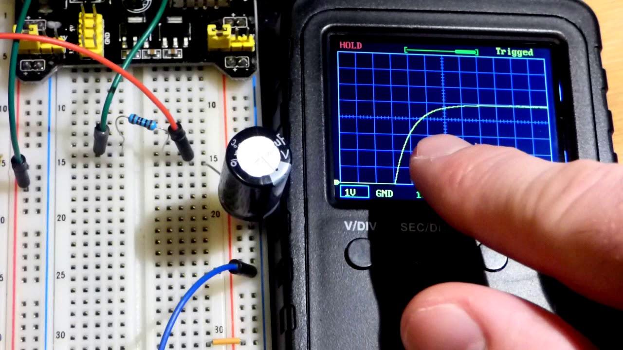 #capacitor #rctimeconstant #electronics