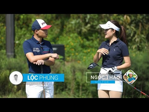 Học Chơi Golf - Cách thực hiện cú Tee Shots hiệu quả để bóng luôn nằm trong khu vực Fairway