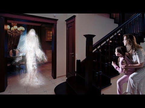 Паранормальные явления (порталы, сущности, привидения) в квартире|доме