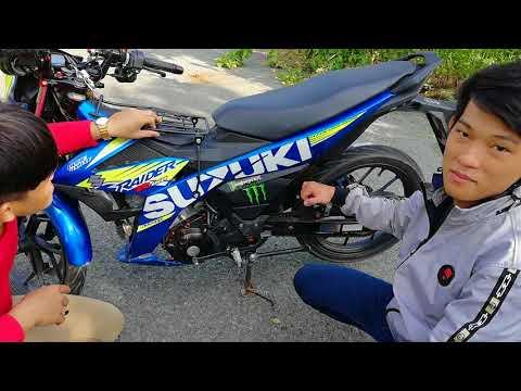 Người dùng đánh giá Suzuki Raider 150 FI- Giao lưu cùng bạn Phước  Ngố Nguyễn